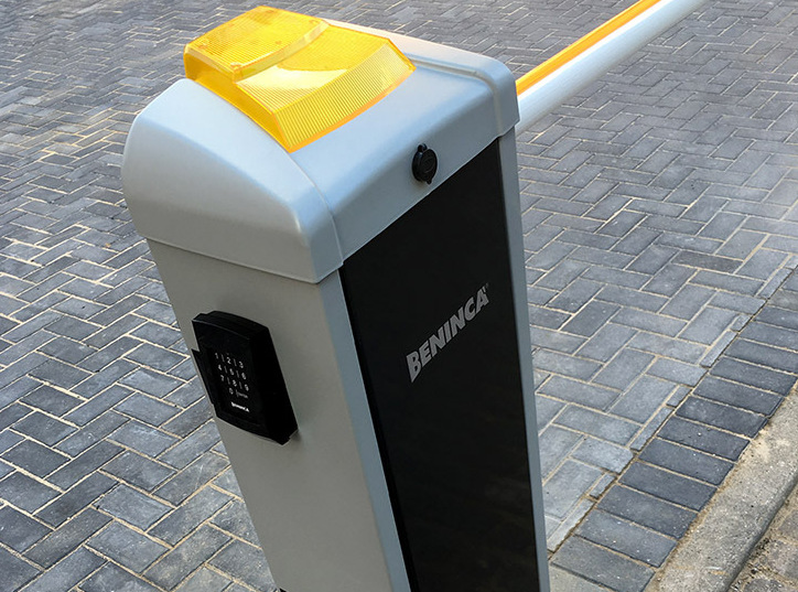 Beninca Parking Barrier Jersey
