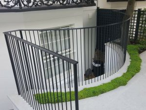 Bespoke Railings Jersey