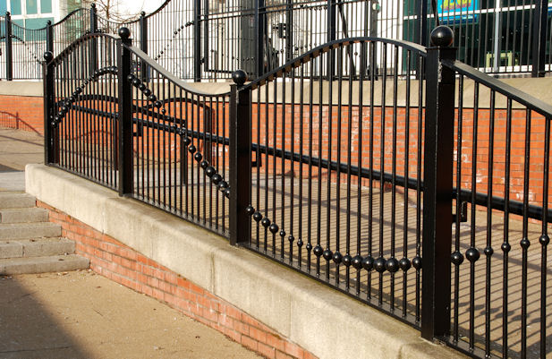 Commercial Railings Jersey
