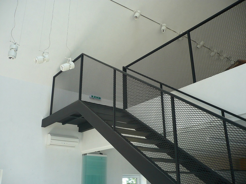 Commercial Staircase Jersey